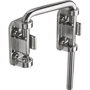 details about patio sliding door latch loop locking hook safe gate hardware bolt protection us