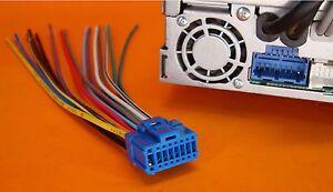 PIONEER WIRE ASSEMBLY PLUG HARNESS AVIC N1 N2 N3 N4 N5