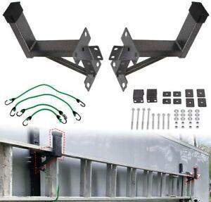 details about side ladder rack hook assembly kit fit for enclosed trailer exterior side wall