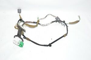 2003 MAZDA MIATA MX-5 NB FRONT LEFT DRIVER DOOR WIRING