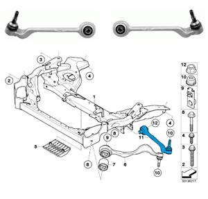 BMW 1 3 X1 E81 E87 E90 E91 E92 E84 Front Lower Suspension