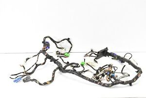 2007 Subaru Legacy Outback XT Instrument Cluster Wiring