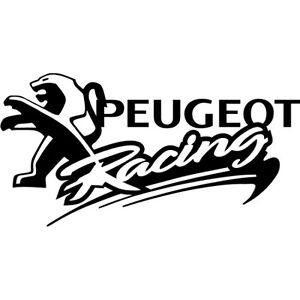 Peugeot Racing graphics 106 206 207 306 307 gti car
