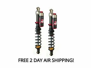 Elka Stage 4 Front Shocks Suspension Pair Yamaha Nytro FX