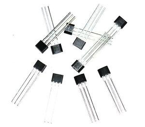 10 pcs U18/US1881/OH188/1881 hall element sensor switch IC