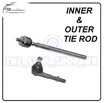 Citroen Xsara Picasso N68 12/99- Inner & Outer Tie Rod End
