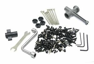 T-Maxx 3.3 SCREWS & TOOLS Set (SCREWS TOOLS, 4907 Traxxas