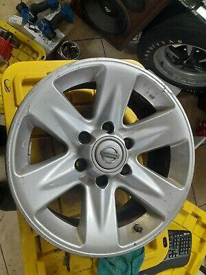 6 Lug Nissan Wheels : nissan, wheels, Nissan, Frontier, Alloy, Wheel, Painted, Aluminum, 17x8