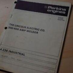 Lincoln Electric Welder Parts Diagram Hopkins Agility Wiring Perkins 4 236 Diesel Industrial Engine Manual Image Is Loading
