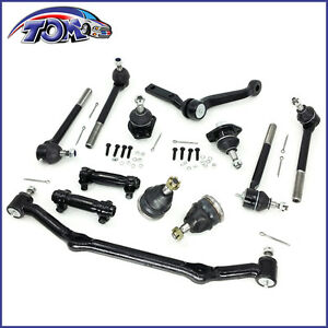 NEW 12 PC SUSPENSION KIT FOR CHEVY S10 BLAZER PICKUP
