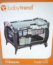 Baby Trend Pack N Play : trend, Trend, Serene, Nursery, Center, Playard, Jungle, Safari, PY85834, Online