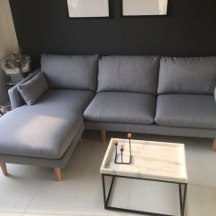 Billige Sofa Til Salg Diy Seat Cushions Allinge Chaiselong  Dba Dk Køb Og Af