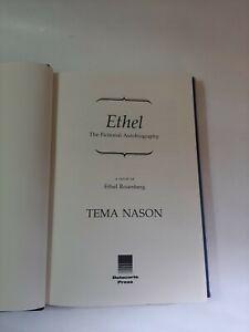 Tema Novel : novel, Ethel, Fictional, Autobiography, Novel, Rosenberg, Nason