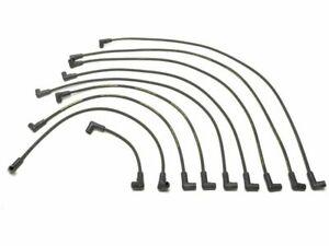 For 1992-1993 GMC Yukon Spark Plug Wire Set Delphi 63334ZP