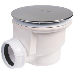 details sur receveur de douche bonde horizontale pour receveur o 90 mm nicoll nicoll