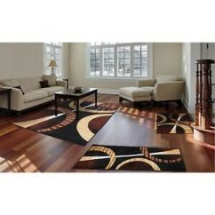 Big Area Rugs For Living Room With Dark Brown Couch Throw 3 Piece Set Floor Mat Runner Scatter Image Is Loading
