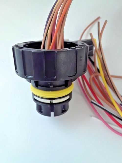 small resolution of 6l80e 6l90e external harness repair kit pigtail wiring plug in connector for sale online ebay