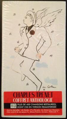Charles Trenet Y'a D'la Joie : charles, trenet, y'a, d'la, Charles, Trenet, Coffret, Anthologie, Chansons