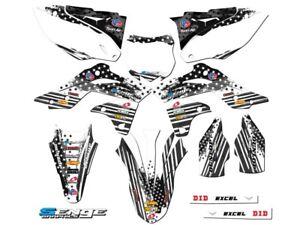 2013 2014 2015 2016 KXF 250 GRAPHICS KIT KAWASAKI KX250F