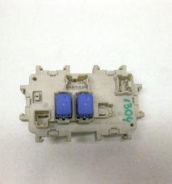2006 infiniti g35 coupe under dash fuse box relay oem 05 06 07 [ 1600 x 1200 Pixel ]
