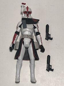 Star Wars Captain FORDO Clone ARC Trooper Battle Pack The Clone Wars TCW Figure   eBay