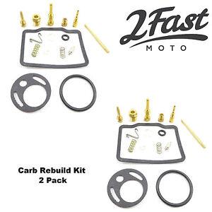 2FastMoto Honda Carburetor Carb Repair Kit Jets Gaskets