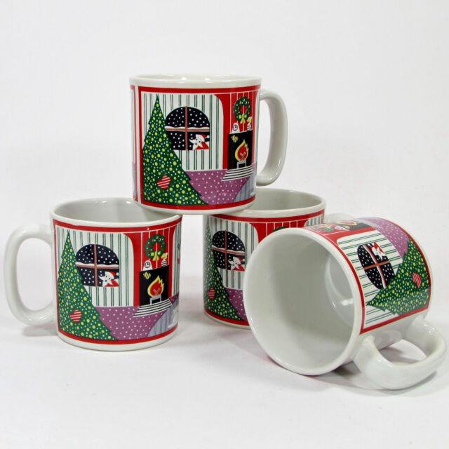 Noritake Epoch Twas The Night Before Christmas 7oz Mug Cup 8100 for sale online | eBay