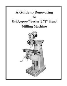 Bridgeport Mill J Head Manual