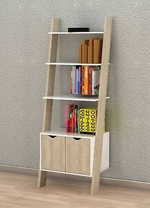 bookcase cabinets living room ideas for a grey and yellow modern wall shelves large cabinet ladder storage unit image is loading