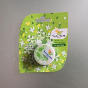 PEPPERMINT Field Balm Gel Green Tea Scent Relief Nasal Congestion Colds 8g 8850109072130   eBay