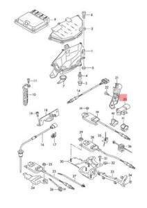 Audi Q7 Exhaust Pressure Sensor Location