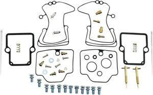 CARBURETOR CARB GASKETS JETS REPAIR REBUILD KIT SKI-DOO