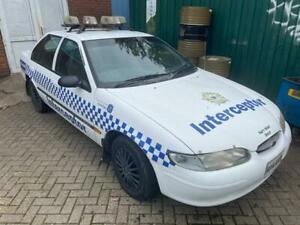 FORD FALCON, 4.0 STRAIGHT 6, POLICE CAR, BARN FIND,SPARES OR REPAIR