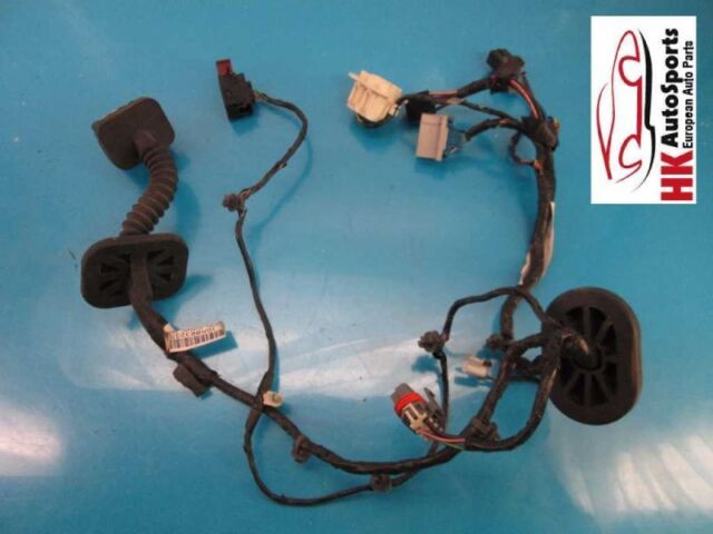 cadillac cts left front driver side door wire harness cable oem 03 - wiring  harness 2003