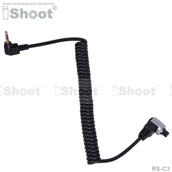 Shutter Release Cord Cable for Canon EOS 5D mark III II 6D