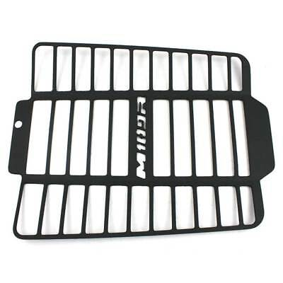 Radiator Grille Cover Stainless M109R Black 2006-2013
