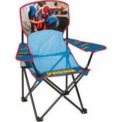 Youth Folding Chair High Backed Cushions Disney Cars With Armrest And Cup Holder Ebay