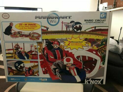 Mario Circuit Ultimate Building Set 744476385017