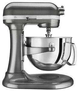 KitchenAid RKP26M1XQG Pro 600 Stand Mixer 6 Qt Liquid