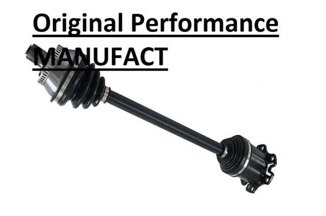 CV Axle Shaft, Front Right Audi Allroad Quattro 2001-2005