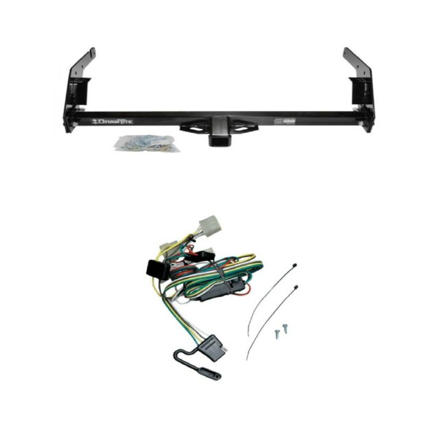 Draw-Tite Class III/IV Trailer Receiver Hitch & Wiring for