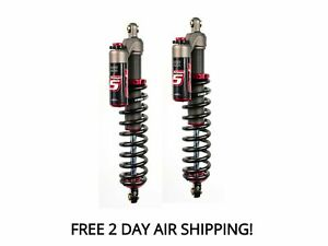 Elka Stage 5 Front Shocks Suspension Pair Arctic Cat XF