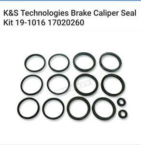 NEW K&S Brake Caliper Rebuild Kit VN1500 VN1600 Vulcan