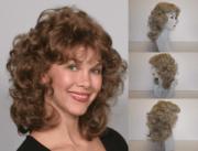 80s women short shoulder length