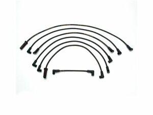 For 1988-1991 Chevrolet K2500 Spark Plug Wire Set Delphi