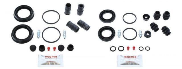 FRONT & REAR Brake Caliper Full Seal Repair Kit for SKODA