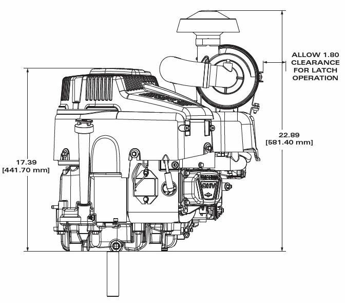 20 hp briggs and stratton engine parts diagram 31p977