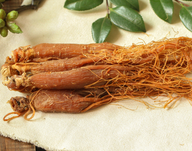 1000gAsian Panax Korean Red Ginseng RootRARE Red ginseng ...