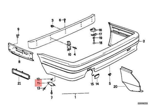 Genuine BMW E30 316 316i 318i 318is 320i 320is 324d Guide