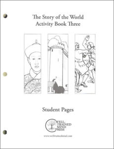 Story of the World Volume 3 Activity Guide Student Sheets